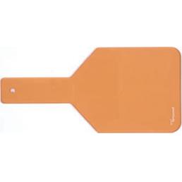 Щиток защитный с ручкой (оранжевый)