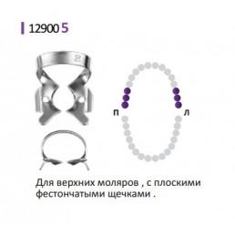 Кламп для раббер дам (№5) Medenta (для Моляров)