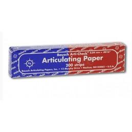 Копирка бумага BAUSH 40мик. BK80 прямая красно/синяя (200листов)