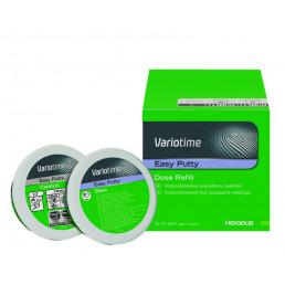 Вариотайм Изи Патти (2х300 мл) А-силиконовый слеп. материал, Haraeus-Kulzer (Variotime Easy Putty)