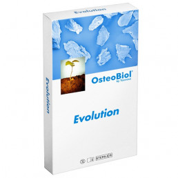 ОстеоБиол Evolution, мембрана (30х30) (OsteoBiol) Tecnoss