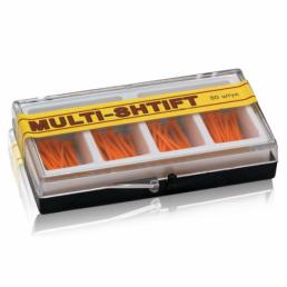 Мульти Штифт №1 Оранж (1,5мм х23мм) (80шт) -  беззольные штифты