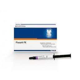 Фиссурит FX 1181- (шпр 2х 2,5 мл) белый светоотв насыщенный (> 50%) фторид для пломб. фиссур(Voсo)