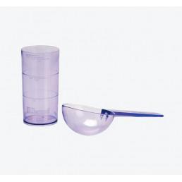 Мерный стаканчик с ложечкой для альгинатов (1 шт) Zhermack