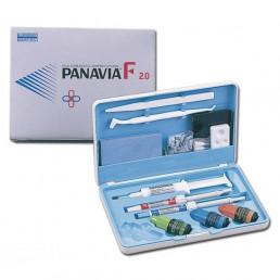 Панавиа 2.0 набор Цвет Light (Пасты 5гр+4,6гр, праймер 2*4мл, изол.гель 6мл, аксессуары) - Цемент двойного отверждения, Kuraray Noritake Dental Inc. (Panavia F 2.0 KIT)