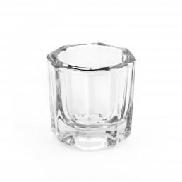 Тигель (30мл) - емкость стеклянная мерная, неградуированная (1шт) (стакан)