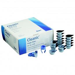 Клиник №3340 (набор: унидозы  200 шт*2 г, 3 чашечки) - полировочная паста, КЕRR (Cleanic)