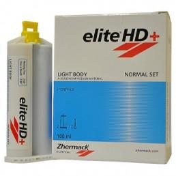 Элит HD+ Лайт боди Нормал сет (2х50мл+12mix), Zhermack