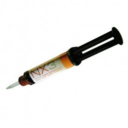 Нексус NX3 (шприц 5 г) Цвет Белый Дентин - Светоотверждаемый цемент для фиксации виниров KERR (Nexus)