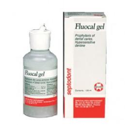 Флюокал гель-гель для профилактики кариеса(125мл) Септодонт