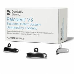 Палодент V3 - матрицы 4,5 мм (50 шт) Dentsply (Palodent V3)