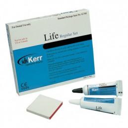 Лайф (2*12гр) лечебная прокладка химического отв. на основе гидроокиси кальция KERR
