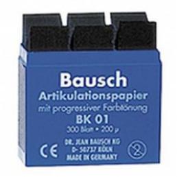 Копирка бумага BAUSH 200мик. BK01 прямая синяя (300листов)