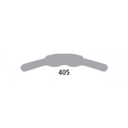 405 Матрицы Hawe Micro Thin, толщина 0,03 мм (30 шт) микротонкие, KERR