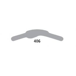 406 Матрицы Hawe Micro Thin, толщина 0,03 мм (30 шт) микротонкие, KERR