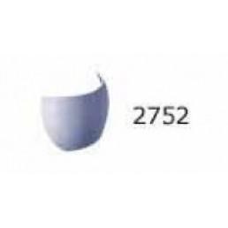 2752 Матрицы Hawe Adapt, умеренный изгиб (высота 6,5 мм, толщина 0,05 мм, 100 матриц+100 апроксимальных формочек) голубые, KERR