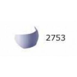 2753 Матрицы Hawe Adapt, усиленный изгиб (высота 5 мм, толщина 0,05 мм, 100 матриц+100 апроксимальных формочек) голубые, KERR