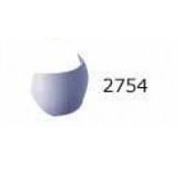 2754 Матрицы Hawe Adapt, усиленный изгиб (высота 6,5 мм, толщина 0,05 мм, 100 матриц+100 апроксимальных формочек) голубые, KERR
