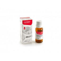 Гиалудент жидкость (25 мл) для антисептической обработки пародонтальных карманов, Омега