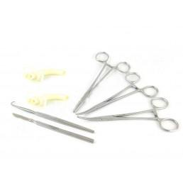 Набор для трахеотомии (7 инструментов)