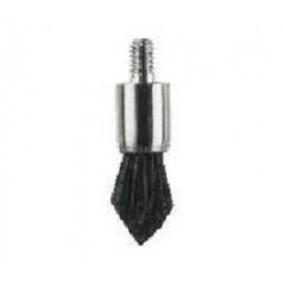 Щётки для полировки Prophy Brushes Screw-Type, малые, острый конус (30 шт/уп) KERR