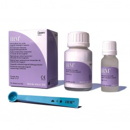 IRM (40г+15мл) - цинк-оксид-эвгенольный цемент Dentsply