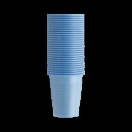 Стакан пластиковый СИНИЙ (100шт/уп) Euronda