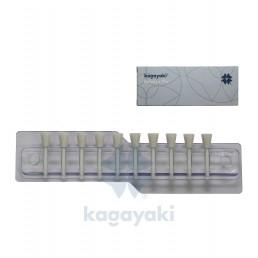 Кагаяки полир силиконовый ЧАШКА (1шт), Япония
