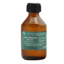 Масло вазелиновое (40  мл) Тульская фармфабрика