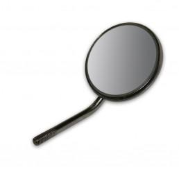Зеркало №8 стомат. НЕ увелич., 30мм (6шт) Optima 11-8-SS с покрытием кромки зеркала, Roeder
