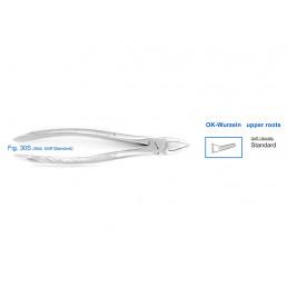11-30S Щипцы для удаления зубов детские верхние, корневые
