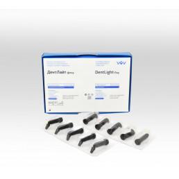 Дентлайт флоу A3.5 (20 капсул*0,25 г) Текучий композитный материал светового отверждения, ВладМиВа