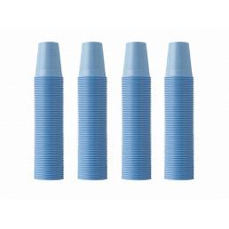 Стакан пластиковый ГОЛУБОЙ (100шт/уп) Euronda