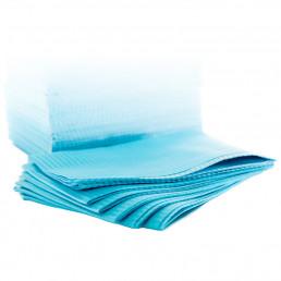 Салфетки для пациентов, полиэтилен тисненная бумаг