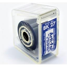 ВК27 арт фольга БАУШ (20мХ22мм 8мкр синяя двухсторонняя)
