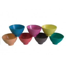 Чашка для замешивания гипса, резиновая (большая, 400мл) Целит 1шт