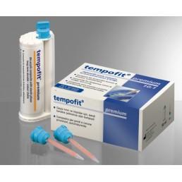 Темпофит премиум А2 (10:1, 75гр) пластмасса для временных коронок DETAX (Tempofit premium)
