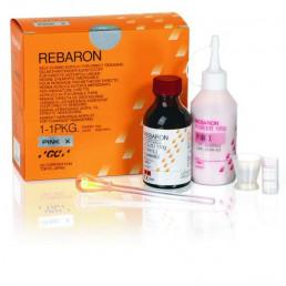 Ребарон (100г пор,100г жидк.) самоотверд. пластмасса для перебазировки GC