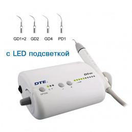 Скалер ультразвуковой,  с подсветкой DTE-D3 LED  (5 насадок в комплекте)