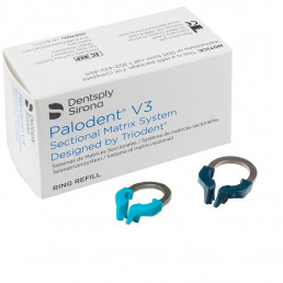 Палодент V3 ПЛЮС - кольцо узкое NITI (2 шт) Dentsply (Palodent V3)