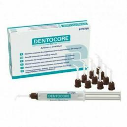 ДентоКор боди, цв. А3 (1 шпр*5 г) композит для культи и фиксации штифтов ITENA (DentoCore Body build up)