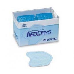 ДрайТипсы Large синие (50шт) Microcopy (США)