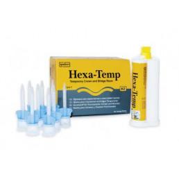 Хекса-Темп A1 (1карт*50мл) Пластмасса для временных коронок и мостов, Spident (Hexa-Temp)