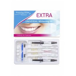 АмейзингВайт Universal Extra (37%) набор для отбеливания на 4-х пациентов