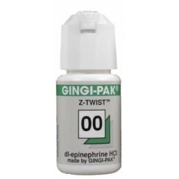 ДжинджиПак №00 Зеленая (эпинефрин) Ретракционная нить gingi pak (1шт)