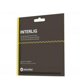 Интерлиг 8,5см*2мм*0,2 мм (3шт) - Стекловолоконная лента, в композите для шинирования ANGELUS (Interlig)