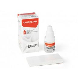 Сенсистаб - жидкость для снижение чувствствительности дентина 8мл, Омега