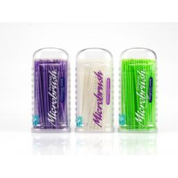 Аппликаторы Microbrush Файн малые (M=1,5мм) 100шт (МикроБраш)