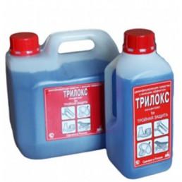 Трилокс (5л) Концентрат. Моюще-дезинфицирующее средство широкого применения, БОЗОН