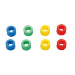 Маркировочные кольца для инструмента, АССОРТИ, упаковка 60 шт.